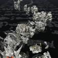 「名なし列島」---ピクセル2010展作品