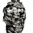 3D-CGから創造した頭部のパッチワーク
