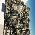「不滅」---モミュでの個展作品No.4