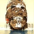 「復活」---モミュでの個展作品No.10