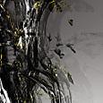 「見果てぬ夢」---「デジタル版画」展作品No.1