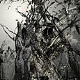 「未知の遭遇」---「デジタル版画」展作品No.2