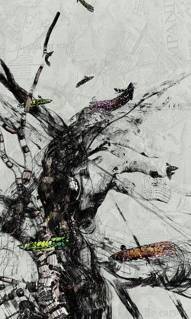 「失われた時」---ピクセル2011展作品