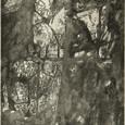 壁の向こう側--浜口陽三銅版画展応募作品