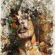「囚われた人」--小品展(モミュ)作品No.04