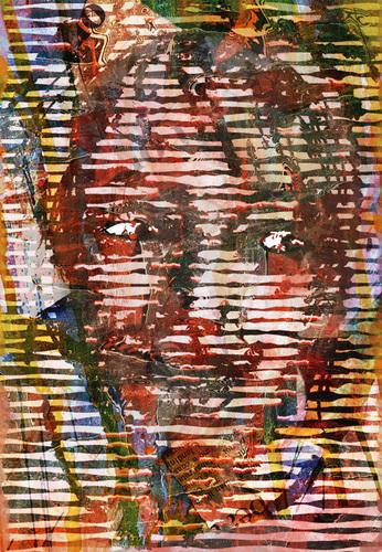 デジタルアートX展作品「ジェラシー」