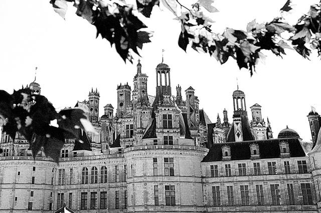 ロワールに点在する古城がすごい